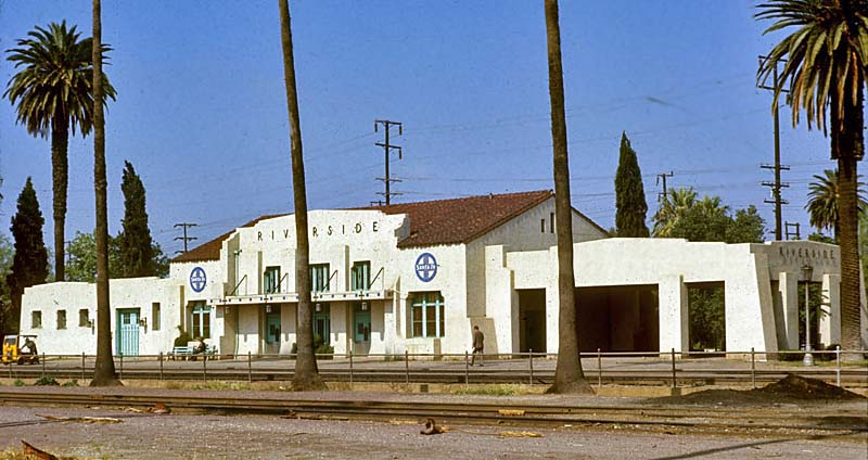 Depots In Riverside Perris Patton And Casa Blanca By Marty Quass
